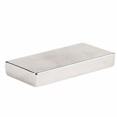 N52 Neodymium Magnets Super Strong Rare Earth Cuboid Block Rectangle 40x20x5mm