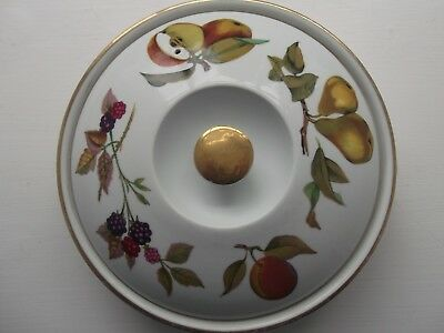 Royal Worcester Fine Porcelain Evesham Oven To Tableware 19cm Fruit Serving  Dish