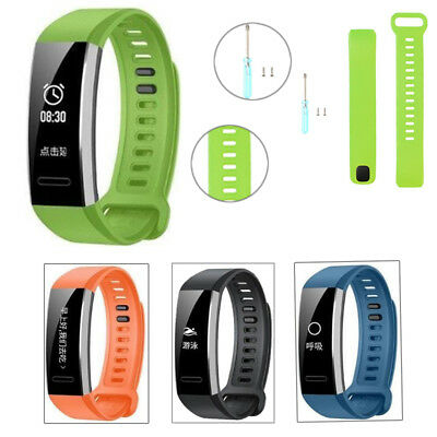 Stylish Silicone Replacement Band Wrist Strap For Huawei Band 2/Band 2 pro Watch
