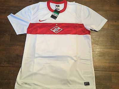 2011 2012 Spartak Moscow BNWT New Football Shirt Adults XL Jersey Maglia