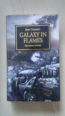 Warhammer 40000 40k Galaxy in Flames The Heresy Revealed Horus Heresy Englisch