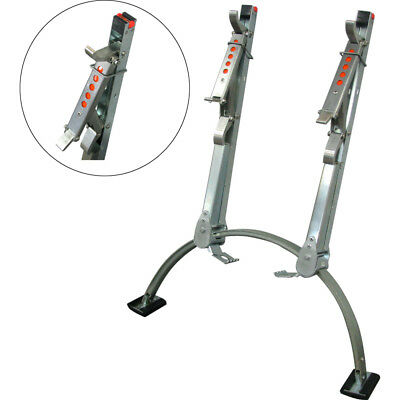 QUAL CRAFT-2475Q Basemate Easy Connect Professional Ladder Stabilizer