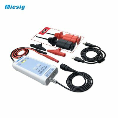 Micsig Oscilloscope 5600V 100MHz High Voltage Differential Probe DP20003 kit UK