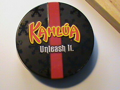 2003~Kahlua Decorative~Party Light~Limited Edition 2 Collectors Can~Works !