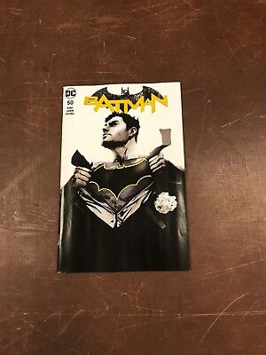 BATMAN 50 JOCK FORBIDDEN PLANET/JETPACK COMICS SHARED EXCL VARIANT B Wedding?