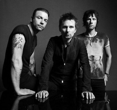 159709 Muse - Rock Band Music Wall Print Poster UK