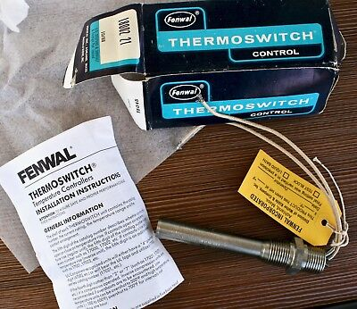Fenwal 18002-21 Thermoswitch Control Temperature Controller