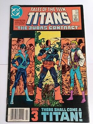 Tales of the teen titans #44 first appearance nightwing