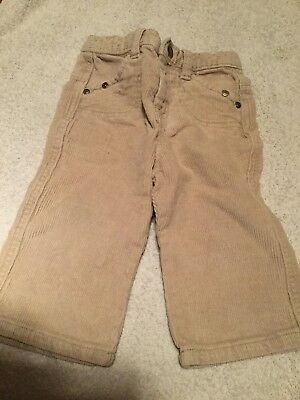 Miracle Of Love Vertbaudet Cord Trousers 12 Months