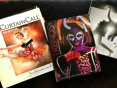 2013 Curtain Call Collectible Dance Costume Catalog Ideas Ballet, Tap, Jazz