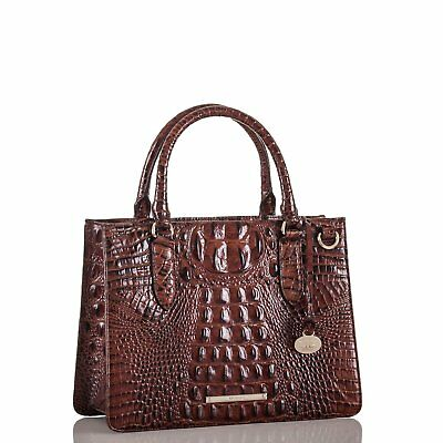 00c5c89b1 BRAHMIN SMALL CAMILLE Rose Gold NEW with tags - $180.00 | PicClick