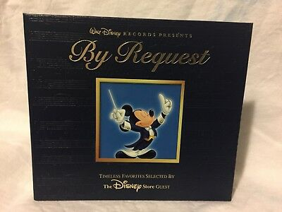 Walt Disney By Request Timeless Favorites Selected By The Disney Store Guests Cd