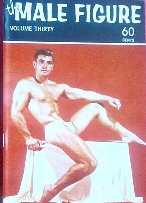 The male figure gay interest Magazine issue 30
