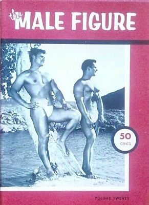The male figure gay interest Magazine issue 20