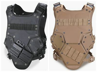 Tactical Vest Multi-functional Outdoor Airsoft Training CS Protection Molle Vest