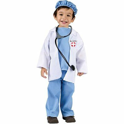 Doctor Costume Toddler 24 Months - 2T