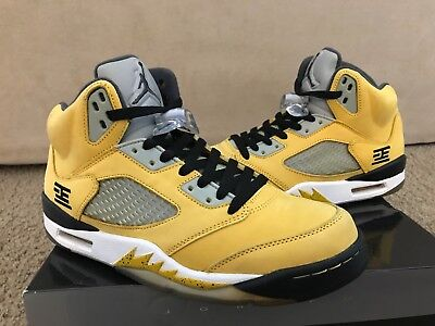 2c3ca122732d66 Rare Nike Air Jordan V 5 Tokyo T23 Size 8.5 Bin Sample Fear Quai 54  Doernbecher 1 of 11Only ...