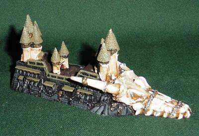 Rare metal Citadel GW Man O' War  OOP Well Painted Dark Elf Black Ark flagship