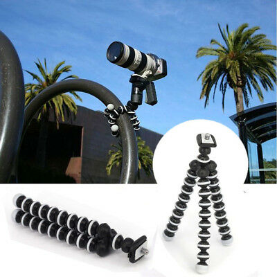 Octopus Mini Tripod Stand Mount For Gopro Hero 7 6 5 4 3+ Session Sports Camera