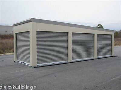 Duro STEEL JANUS 9'W by12'T Econmical Commercial 1950 Series Roll-up Door DiRECT