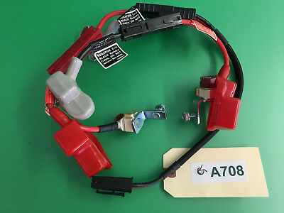 Battery Wiring Harness Invacare Pronto M41 Sure Step Power Wheelchair  #A708