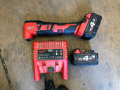 Milwaukee M18 BMT multi cutter, multi tool, 18v lithium-ion