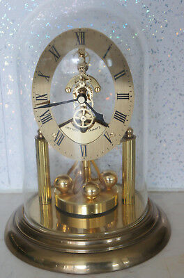 vintage clock was working but new not working