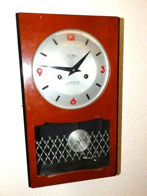 Wall Clock Made In China  With 1/2 Hour Striking Mechanism