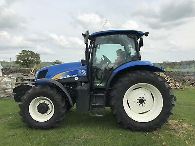 New Holland 6030 Tractor