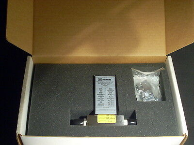 New In Box Sierra Instruments SideTrak 830 Mass Flow Meter 0-50 SCCM Air 0-5 VDC
