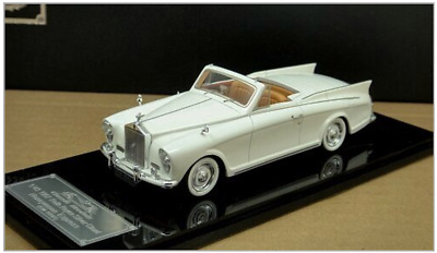 1/43 Rolls-Royce Silver Cloud Honeymoon Express 1957 Cabriolet (White)