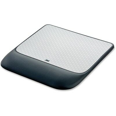 3M Mobile Interactive Solution Mw85B Precise Mouse Pad With Gel Wrist Rest
