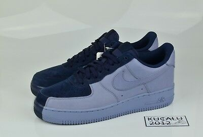 info for 6ada0 75605 Nike Air Force 1 Low Split PRM 07 Obsidian Ashen Slate SAMPLE 905345-401 US9