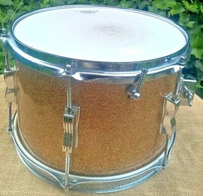 Ludwig 1964 Gold Sparkle Vintage Classic  Tom 12 X 8  Inch Great Condition
