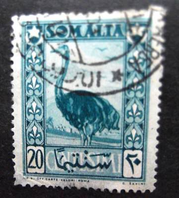 Somalia-1950-20c issue-Used