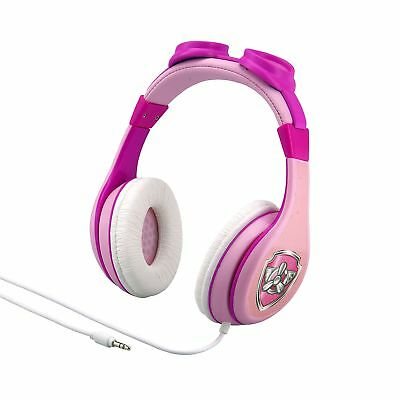 Paw Patrol Kids Headphones By CozyPhones - Volume Limited With Ultra-Thin & Soft