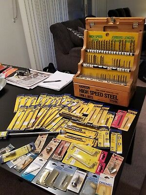 ☆Huge Lot Of Brand New Drill Bits 70% Off!!!!!!!!!!!!!!!!