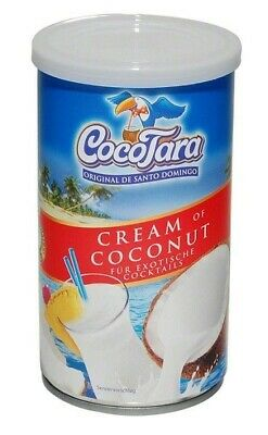 CocoTara Cream of Coconut (Kokosnusscreme) 0,33 Liter