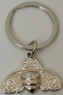 Patron Tequila Distilleries/ Signature Bee 3D Keychain / Keyring NEW IN BOX