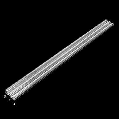 OD 12mm 16mm 14mm Transparent Acrylic Tube PMMA Tube For PC Water Cooling 50cm