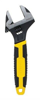 """Stanley Hand Tools 90-947 6"""" Max Steel® Adjustable Wrench"""