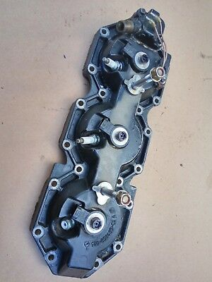 2000 Mercury 225Hp Cylinder Head 858485T07, 900-858484 8M6001743 850065A5