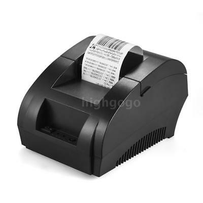 POS-5890K 58mm USB Thermal Dot Printer Receipt Bill Ticket Retail Cash Drawer