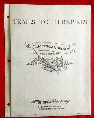 """Ford Collectible: A Saga of """"The American Road"""""""