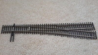 SINOHARA HO SCALE Code 70 Nickel-Silver #6 Turnout / Turn Right Track - BERWICK