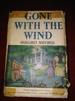 Gone With The Wind (Best Seller Library) by Margaret Mitchell
