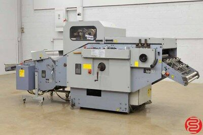Stahl PAS 66 Three Up High Speed Bander With Roll Away Delivery System