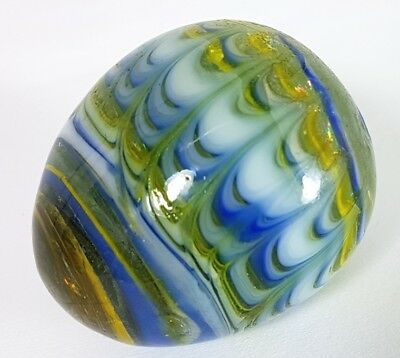 Murano Glass Egg, Around 1850 - 1900 AL163