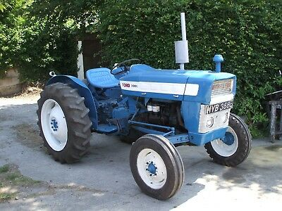 Ford 3000 Pre-ForceTractor