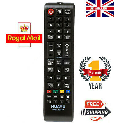 New Universal Replacement Tv Remote Control For Samsung 3D LED LCD Plasma Smart